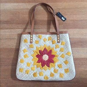 Beautiful summer bag